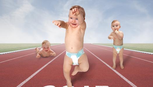 Dziecko to nie wyścig