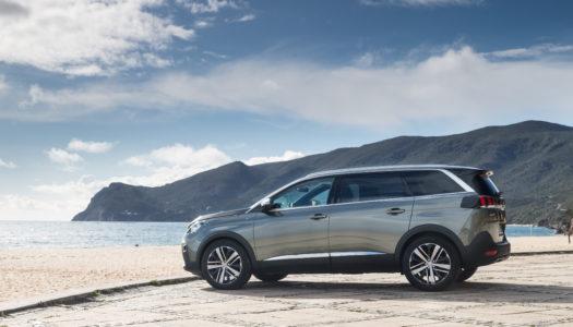 Wybieramy samochód rodzinny – nowy Peugeot 5008