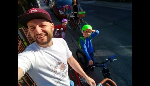 Rowerowe wyprawy i polscy kierowcy