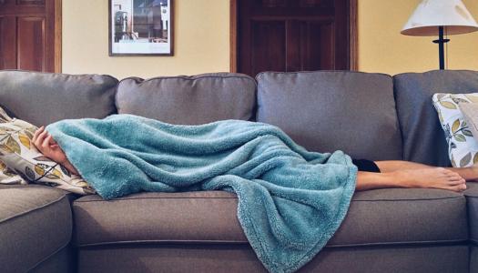 Jak wyspać się przy dziecku