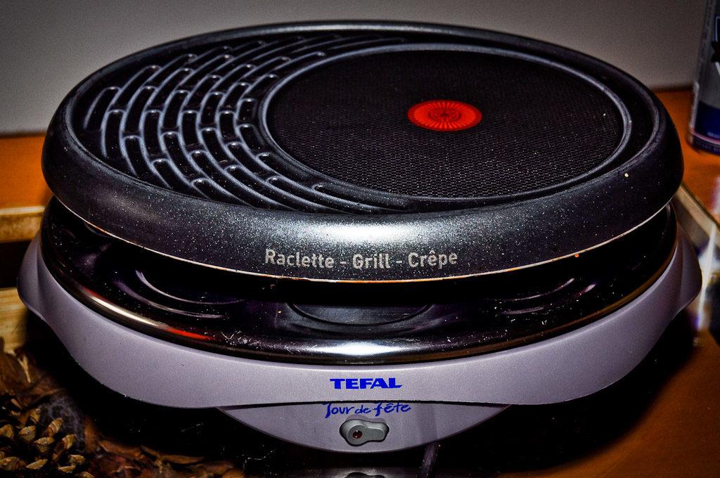 Urządzenie do raclette