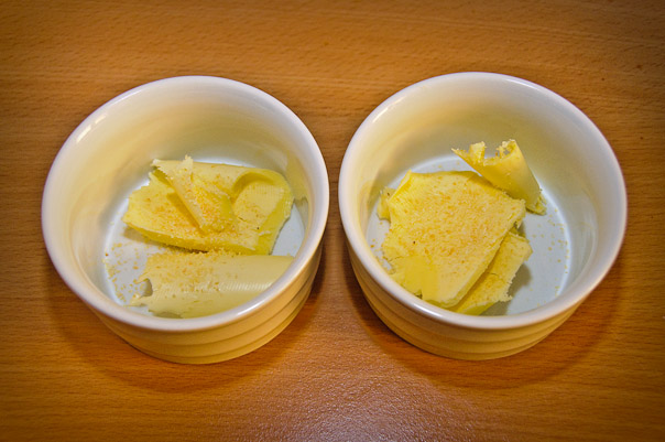 Masło z czosnkiem