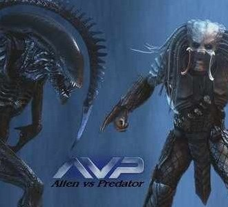 Alien vs Goorator
