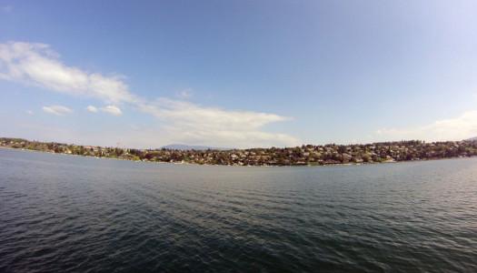 Day 4 – Kawa, jezioro, słońce i mule