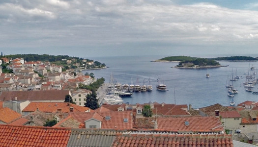 Day 3 – Port of Hvar