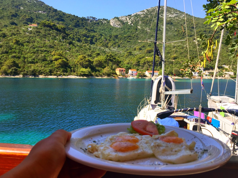 Takie śniadania mogę jeść codziennie :)