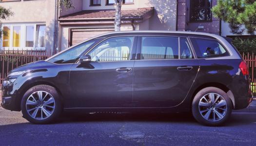Wybieramy samochód rodzinny – Citroën Grand C4 Picasso